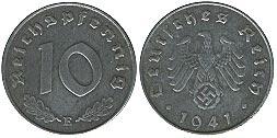 Монеты германии 1941 года сколько стоят юбилейные рубли ссср 1961 1991